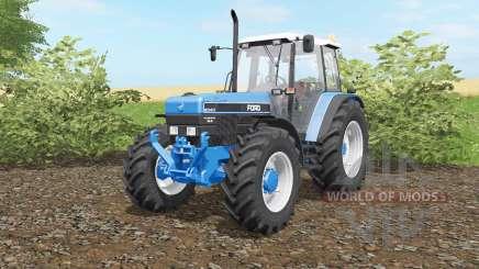 Ford 8340 FL console für Farming Simulator 2017