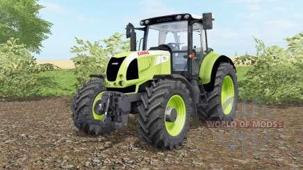 Claas Arion 620 crotte de nez busteᶉ pour Farming Simulator 2017