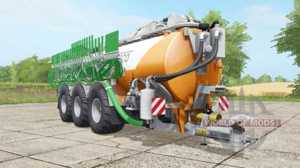 Kaweco Turbo Tanken cadmium orange pour Farming Simulator 2017