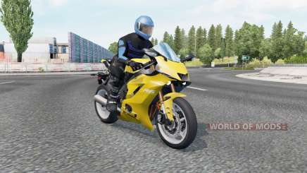 Motorcycle Traffic Pack v3.0 für Euro Truck Simulator 2