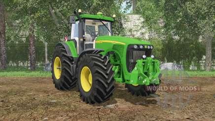 John Deere 8520 pantone green für Farming Simulator 2015