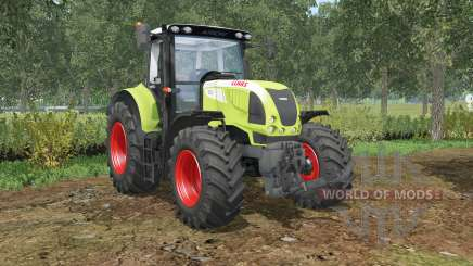 Claas Arion 620 booger buster für Farming Simulator 2015