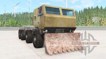 BigRig Truck v1.1.5 pour BeamNG Drive