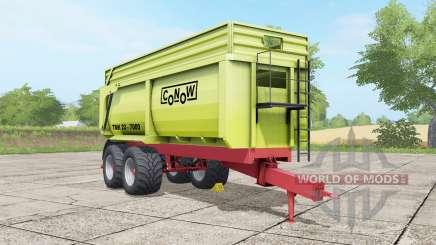 Conoⱳ TMK 22-7000 für Farming Simulator 2017