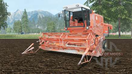 Bizon Supeᶉ Z056 für Farming Simulator 2015