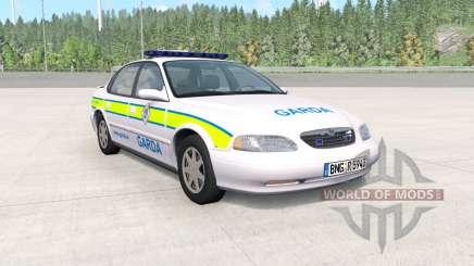 Ibishu Pessima 1996 Garda Siochana pour BeamNG Drive