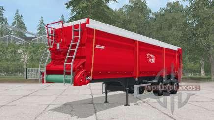 Krampe Sattel-Bandiƭ 30-60 für Farming Simulator 2015