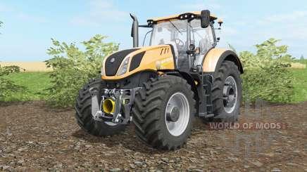 New Holland Ƭ7.290&Ƭ7.315 für Farming Simulator 2017