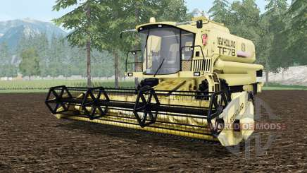 New Holland TF78 vanilla pour Farming Simulator 2015