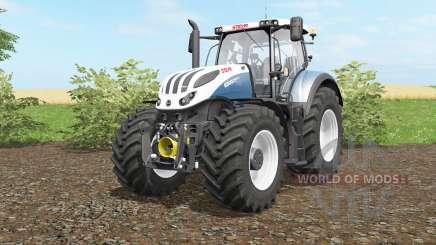 Steyr Terrus 6270&6300 CVƬ für Farming Simulator 2017