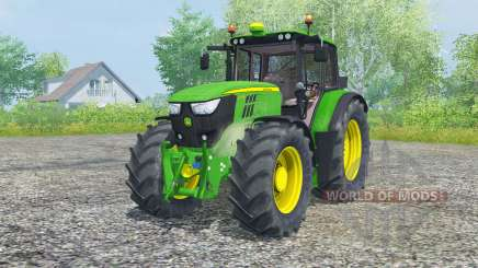 John Deere 6150M pour Farming Simulator 2013