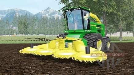 Jean Deeᶉe 7180 pour Farming Simulator 2015