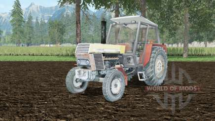 Ursus 1212 new york pink pour Farming Simulator 2015