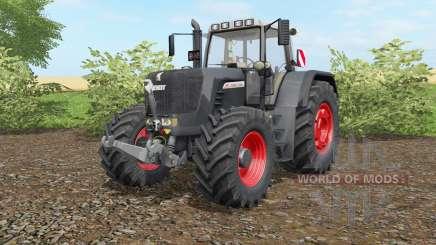 Fendt 930 Vario TMS Black Beaꭒty für Farming Simulator 2017