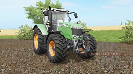 Massey Ferguson 7719-7726 color selection für Farming Simulator 2017