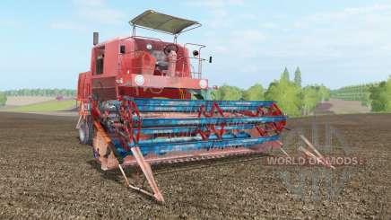Bizon Super Z056 PGR pour Farming Simulator 2017