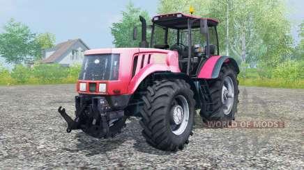 MTZ-3022ДЦ.1 la Biélorussie pour Farming Simulator 2013