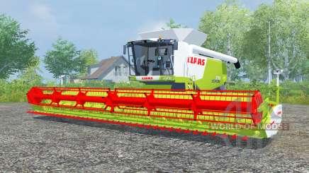 Claas Lexion 770 vivid lime green für Farming Simulator 2013
