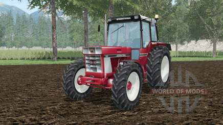 International 955 A FL console für Farming Simulator 2015