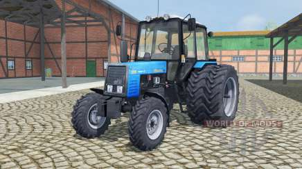 MTZ-1025 Belaus pour Farming Simulator 2013