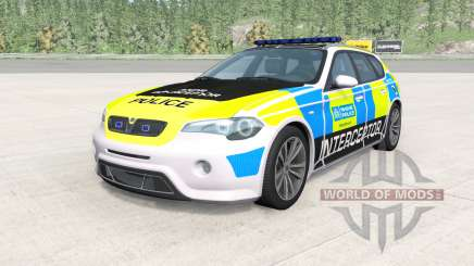 ETK 800-Series ANPR Interceptor Police v0.3 für BeamNG Drive