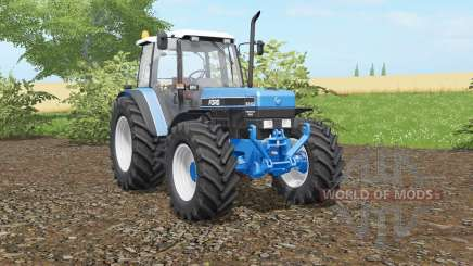Ford 8340 Powerstar SŁE für Farming Simulator 2017