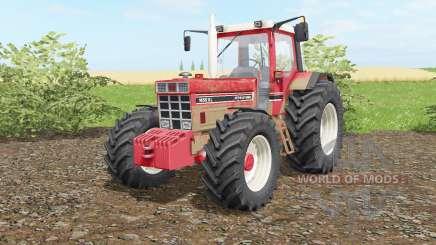 International 1455 XL FL console für Farming Simulator 2017