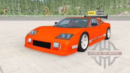 Civetta Bolide Evolution v0.69420 für BeamNG Drive