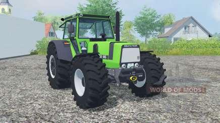Deutz DX 145 FL console für Farming Simulator 2013