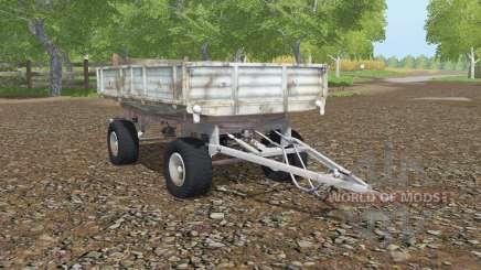 Autosaꞑ D-47 pour Farming Simulator 2017