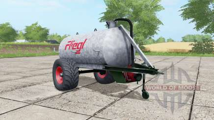 Fliegl VFW 5000 ghost pour Farming Simulator 2017