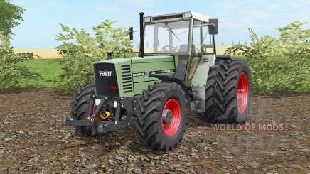 Fendt Farmer 300&312 LSA Turbomatik für Farming Simulator 2017