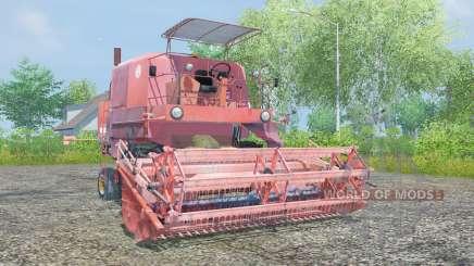 Bizon Supeᶉ Z056 pour Farming Simulator 2013