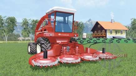 Hesston 7725 cinnabar für Farming Simulator 2015