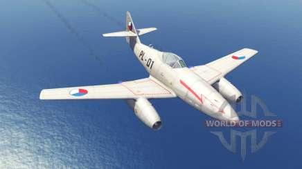 Messerschmitt Me.262 v1.1 pour BeamNG Drive