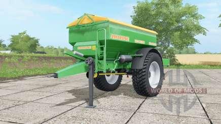 Amazone ZG-B 8200 v1.1 pour Farming Simulator 2017
