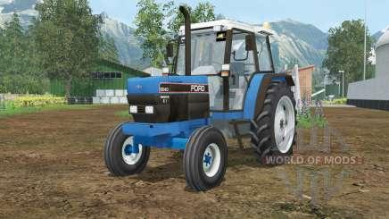 Ford 6640 Powerstar SLE pour Farming Simulator 2015