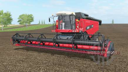 Versatile RT490 light brilliant red für Farming Simulator 2017