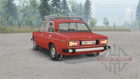 VAZ-Lada 2106 pour Spin Tires