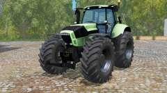 Deutz-Fahr Agrotron X 720 black wheeᶅş für Farming Simulator 2015