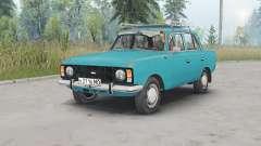 Moskwitsch-412ИЭ-028 für Spin Tires