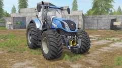 New Holland T7.290&T7.315 HeavyDuty pour Farming Simulator 2017