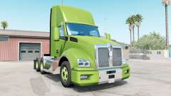 Kenworth T880 android green pour American Truck Simulator