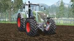 Fendt 828 Vario asparagus für Farming Simulator 2015