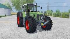 Fendt Favorit 824 Turboshift MoreRealistic für Farming Simulator 2013