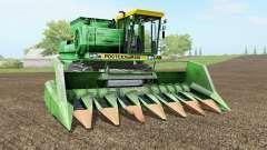 Don-1500B light green okra für Farming Simulator 2017