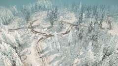 Snow Plains pour MudRunner
