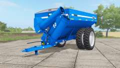Kinze 1050 gradus blue für Farming Simulator 2017
