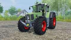 Fendt Favorit 824 turbo shift fruit salaɖ pour Farming Simulator 2013
