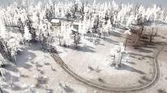 Snow Hills 2 pour MudRunner